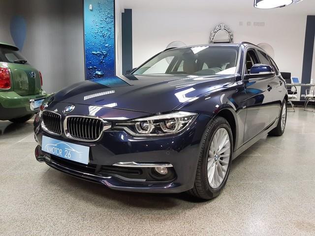 BMW 318 d Touring 110 kW (150 CV)