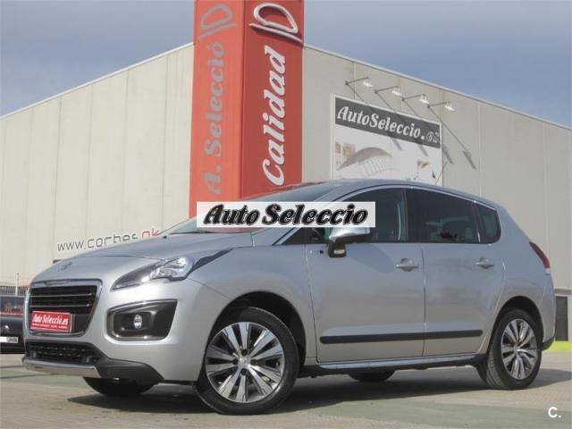Peugeot 3008 PEUGEOT 3008 STYLE 1.6 BLUEHDI 120 FAP 5P.
