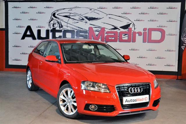 Audi a3 1.6 TDI 105cv Atracction