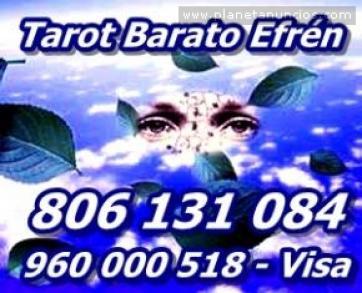 TAROT BARATO Y ECONOMICO EFREN 0,42 CM MIN. 806 131 084 -0,42 0,7