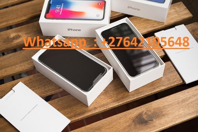 Apple iPhone X 64GB - 400 EUR y iPhone X 256GB