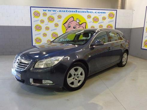 Opel Insignia Sports Tourer 2.0 CDTI 130cv *IMPECABLE*