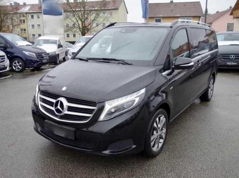 Mercedes Clase V 250 CDI AVANTGARDE