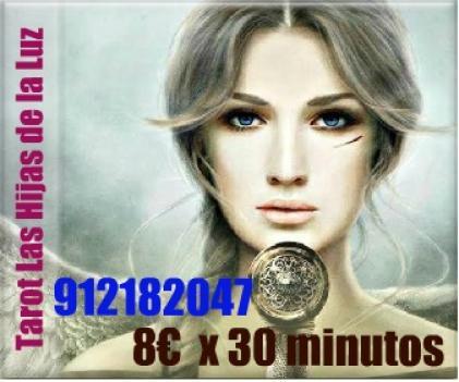 Tarot 8 euros 30 minutos. Tarot economico y certero. 912182047