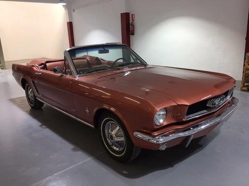 Ford Mustang Cabrio serie 2 - como nuevo