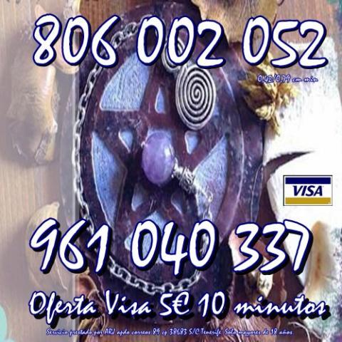 Tarot por visa 5 10 min. Tarot barato 806 sólo 0,42 cm min.