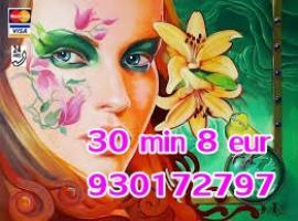 4,5 15 min Tarotistas sin animo de lucro 930172797