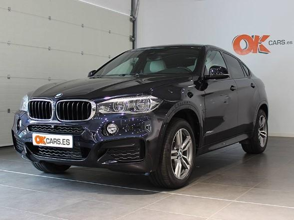 bmw x6 3 0d 258 x drive automatico pack m deportivo baleares coches merkatia com. Black Bedroom Furniture Sets. Home Design Ideas
