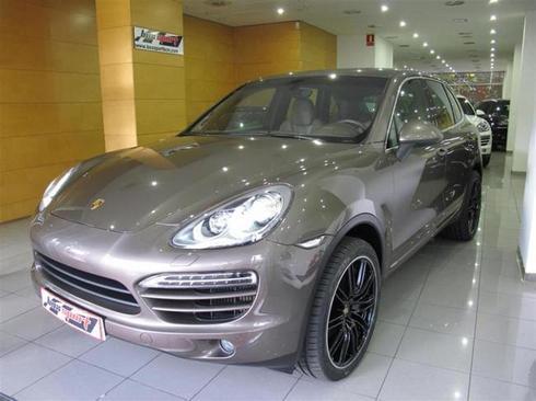 Porsche Cayenne D 245