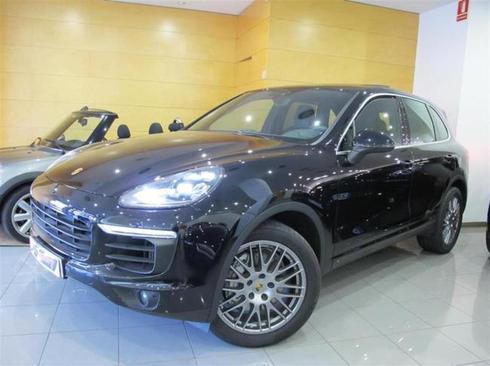 Porsche Cayenne td S