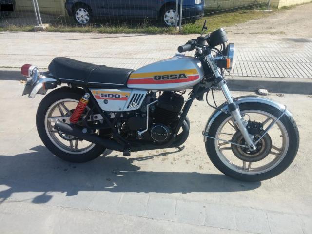OSSA YANKEE 500 del 1977