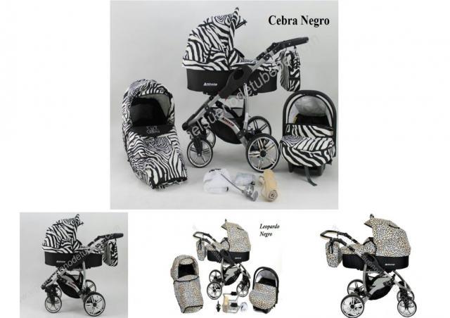 Carrito de bebe safari