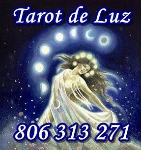 Tarot económcio fiable TAROT DE LUZ 806 313 271