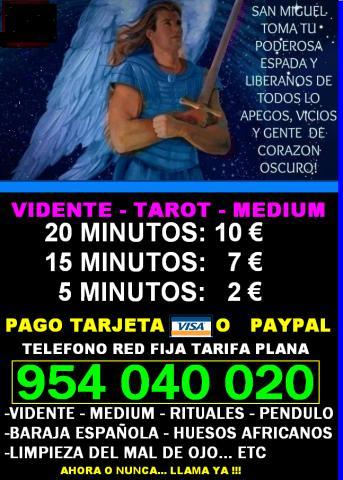 TAROT - VIDENTE - MAGUIA - AMARRES - MEDIUM