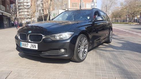 BMW Serie 3 320D TOURING 5 puertas
