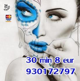 Tarot de Berta Guzman 930172797 15 min 4,5 Eur
