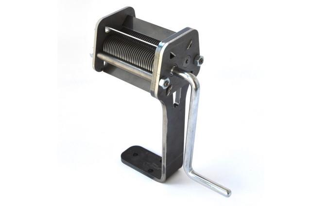 Máquina manual para cortar papel, hojas de té, hierbas, tabaco