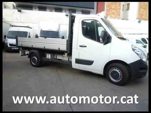 Renault Master Furgon Volquete dCi 125 P L2 3500 TRIVUELCO