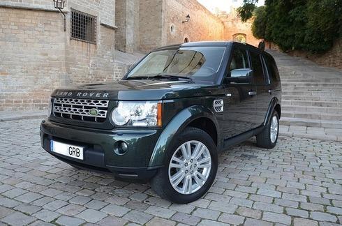 Land-Rover Discovery 4 3.0TDV6 HSE 7 PLZ 245CV