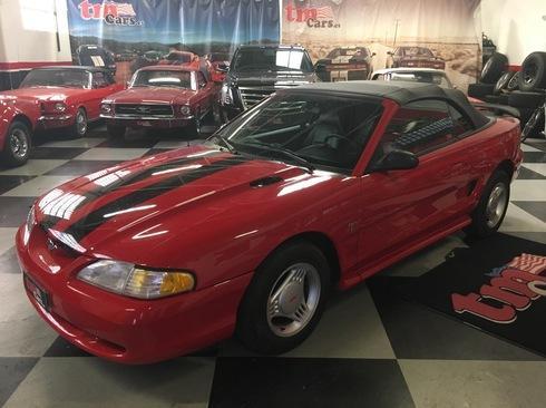 Ford Mustang V6 en stock