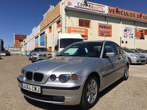 BMW Serie 3 Compact 320 td 150CV