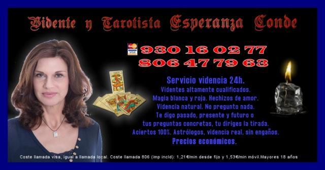 Buena vidente Esperanza Conde 4 930 160277 - 806 477963