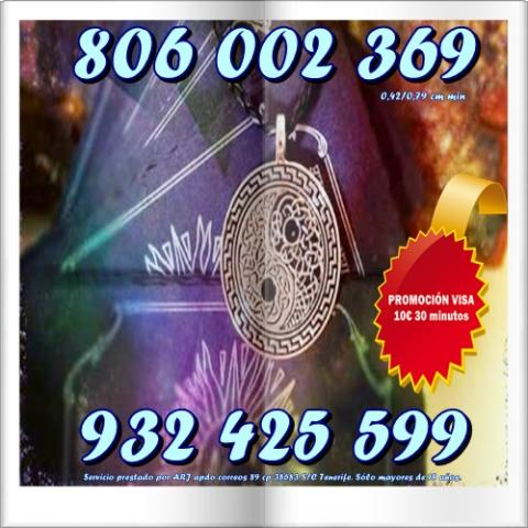 Oferta Consulta por visa 5 15 minutos. Tarot 806 barato por sólo