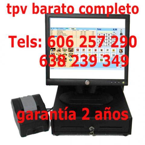 TPV COMPLETO BARATO VALENCIA