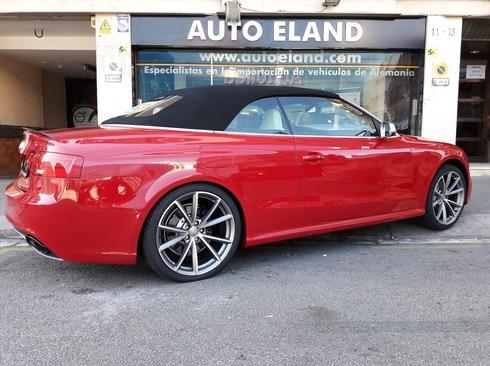 Audi RS5 CABRIO 4.2 FSI QUATTRO