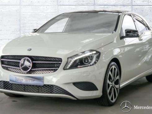 Mercedes Clase A 220 CDI URBAN NOCHE 7G PANO NAV
