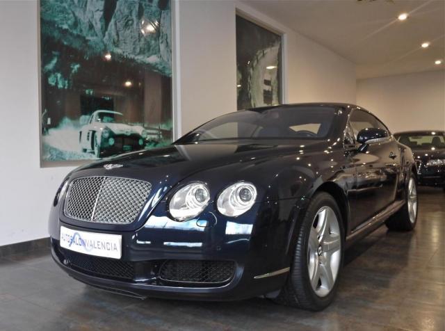 BENTLEY CONTINENTAL GT -, 560cv, 2p del 2005