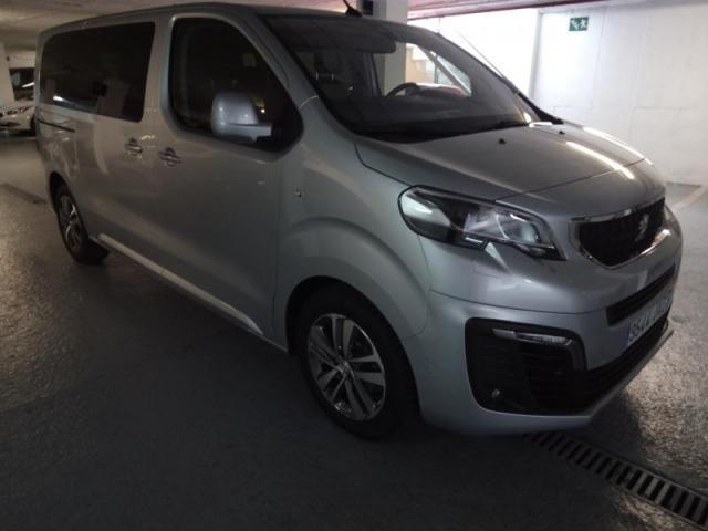 Peugeot Traveller ALLURE STANDARD HDI 180 EAT6