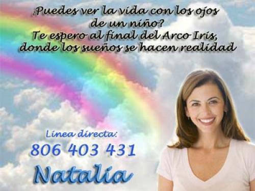 Natalia, Tarot de la esperanza