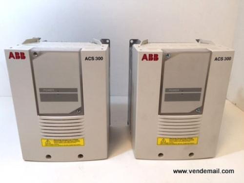 VARIADOR FRECUENCIA ABB ACS 300 ACS 300