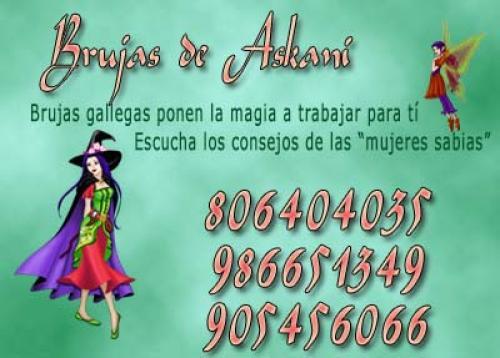 Tarot de Askani y sus Brujas gallegas