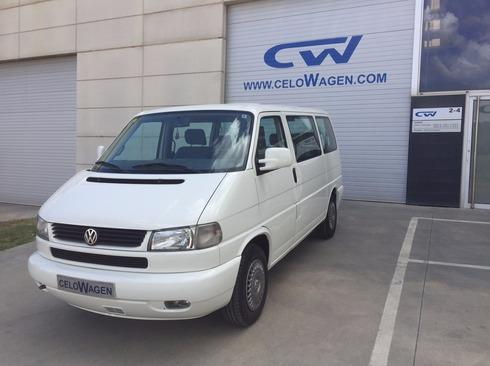 Volkswagen Caravelle T4 Syncro