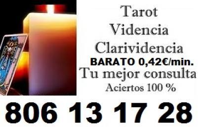 Tarotista y Vidente Carmen 806 13 17 28 Economico 0. 42 min