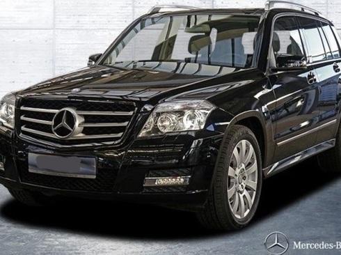 Mercedes Clase GLK 250 CDI 4 MATIC