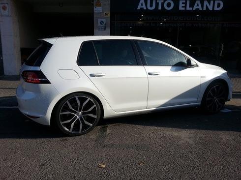 Volkswagen Golf VII 2.0 GTI PERFORMANCE