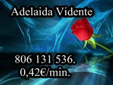 Tarot económico 0.42 videncia ADELAIDA 806 131 536 - 911 010 058