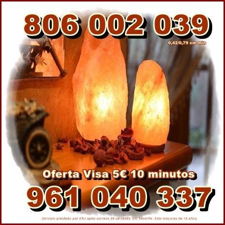 Tarot 806 Barato y económico 0,42 cm. Visa 15 30 min.