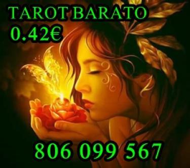 Tarot barato bueno 0.42 ELISA 806 099 567-911 010 058
