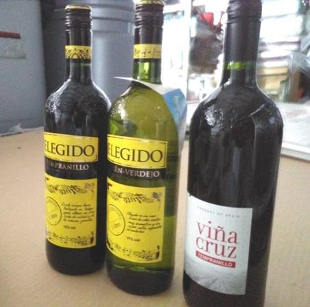 stok de vino para hosteleria o particular