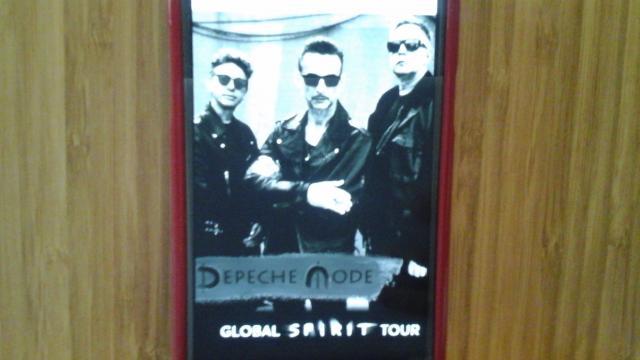 Entradas concierto Depeche Mode Barcelona 7 12 17
