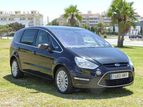 Ford S Max 2.0 TDCI 140 CV AUTOMATICO TITANIUM