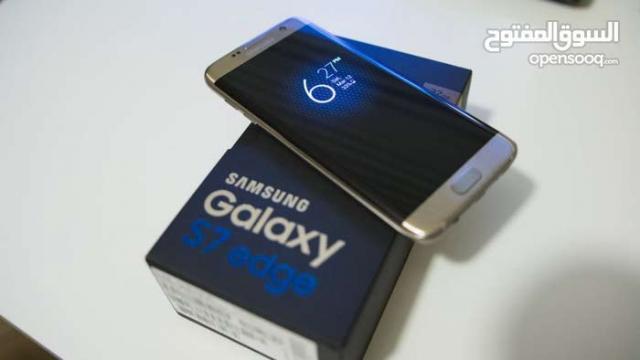 Samsung galaxy S7 edge 64GB Oro (el último modelo) Smartphone