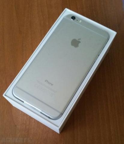 Apple iPhone 6 S Plus de 64GB Plata- Smartphone (Último Modelo)