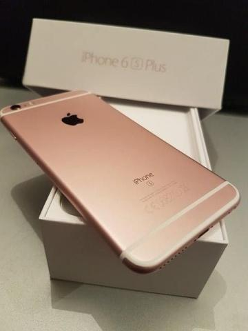 Apple iPhone 6 S Plus de 32GB (Último Modelo) ORO, Smartphone.