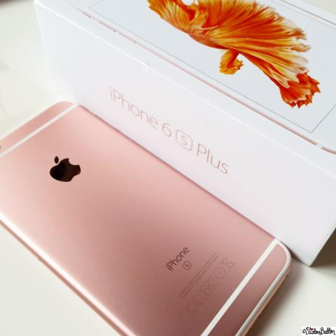 iPhone de Apple 6 S Plus de 16GB oro,(Último Modelo)