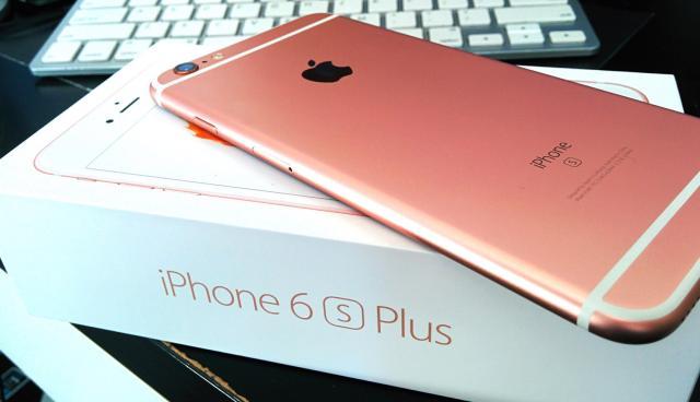 iPhone de Apple 6 S Plus 128GB Oro Smartphone